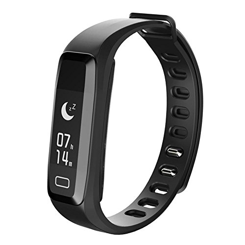 Kobwa Fitness Tracker, IP67 Touch Screen Activity Health Tracker Smart Wristband with Blood Pressure Oxygen Heart Rate Sleep Monitor Pedometer Calories, Bluetooth Smart Band Bracelet
