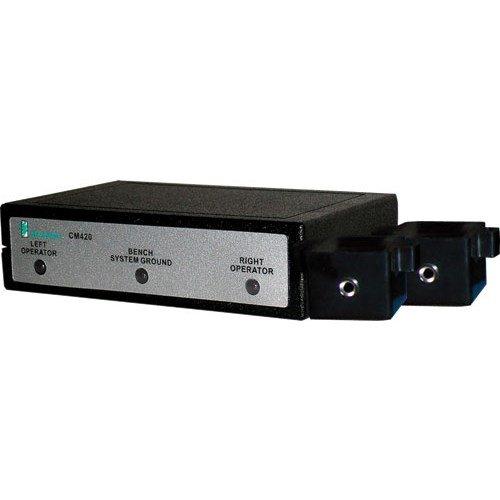 Static Protection Mat (Transforming Technologies CM420 - Ohm Metrics ESD Workstation Monitor - 2 Operators & 1 Mat)