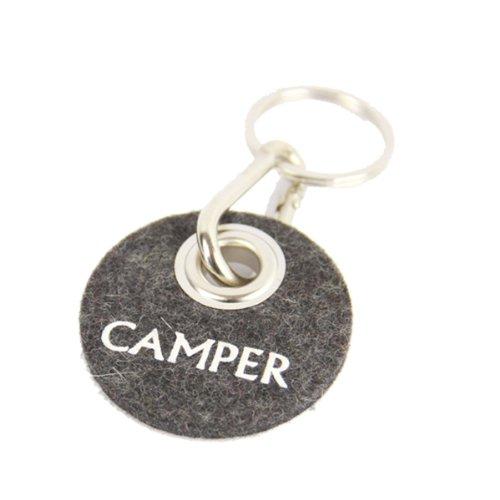 Weddix Llavero de Fieltro Camper - Robusto Llavero de ...