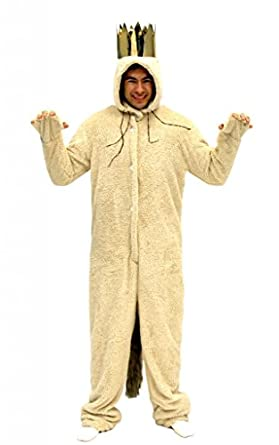 where the wild things are max wolf adult costume - Max Halloween Costume Where The Wild Things Are