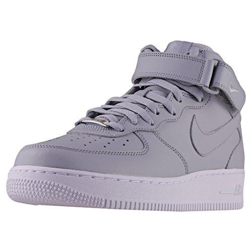 Jordan Nike Enfants Air 5 Rétro Prem Basse Gg Basket-ball Chaussure Loup Gris / Loup Gris-blanc