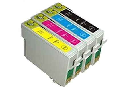 UCI EI T0611 T0614 [ 4 tinta=1 x Set=BMCY ] Compatible tinta ...