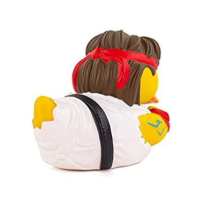 TUBBZ Street Fighter Ryu Collectible Rubber Duck Figurine – Official Street Fighter Merchandise – Unique Limited Edition Collectors Vinyl Gift: Toys & Games