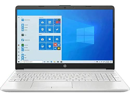 HP 15 11th Gen Intel Core i3 Processor 15.6″ (39.62cms) FHD Laptop with Alexa Built-in(i3-1115G4/8GB/1TB HDD/M.2 Slot/Win 10/MS Office/Natural Silver/1.76 Kg), 15s-du3038TU