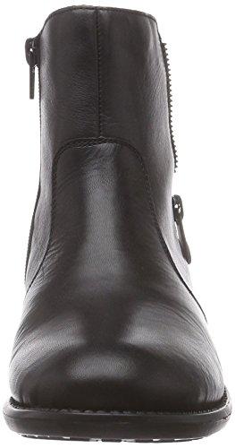 Remonte R6489 Damen Chelsea Boots Schwarz (schwarz/schwarz/schwarz / 02)