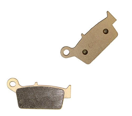 CNBK Rear Sintered Brake Pads fit for HONDA Dirt XR400 XR 400 R5 R6 NC38E Motard 05 06 2005 2006 1 Pair(2 Pads)