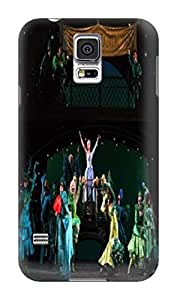 Sumsang galaxy s5, Colorful, Musical Wicked Leather, Wallet,Flip Case, Musical Wicked,Leather Wallet,fashionable New Style Design, Flip Case, Cover, for Sumsang galaxy s5