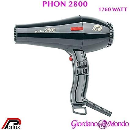secador de pelo 2800 secador parlux 1760 W Profesional para peluquería