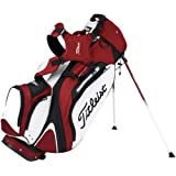 Titleist 2013 Lightweight Stand Bag Black-White-Crimson (NEW)