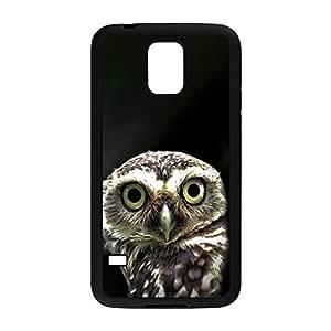 ka ka case Owl in the Dark Protective Hard PC Snap On Case for Samsung Galaxy S5-2040