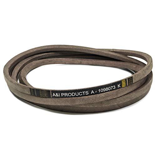Aramid Deck Belt Made with Kevlar for Lazer Z 60