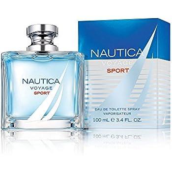 Nautica Voyage Sport Eau de Toilette para Hombre, 100 ml