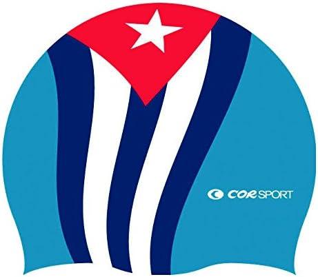 Cor Sport Bonnet en silicone Cuba