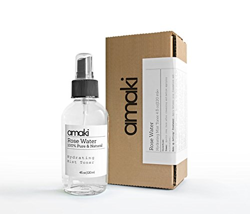 photo Wallpaper of AMAKI SKINCARE-Pure Rose Water Mist Toner   The Best Moisturizer For Acne Prone-