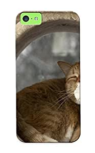 meilinF000Christmas Gift - Tpu Case Cover For iphone 6 plus 5.5 inch Strong Protect Case - Cats Cat DesignmeilinF000
