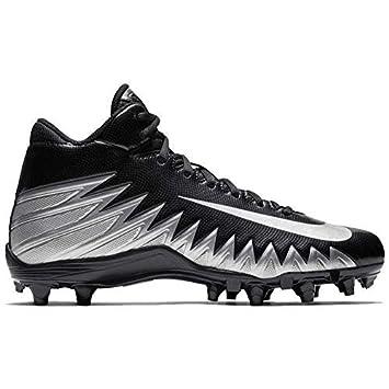 7f9687b0504d Amazon.com: Nike Men's Alpha Menace Varsity Mid D Football Cleat ...