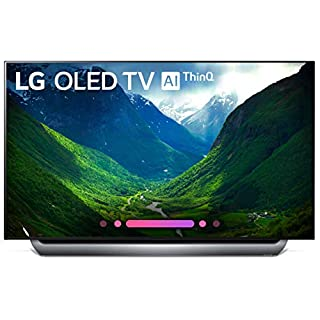 LG Electronics OLED65C8P 65-Inch 4K Ultra HD Smart OLED TV (2018 Model)