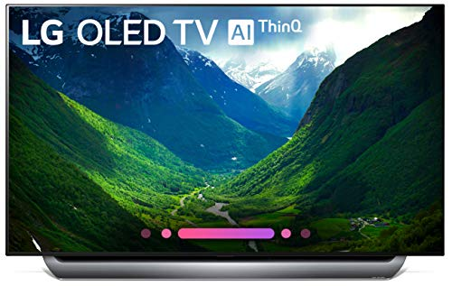 - LG Electronics OLED55C8P 55-Inch 4K Ultra HD Smart OLED TV (2018 Model)