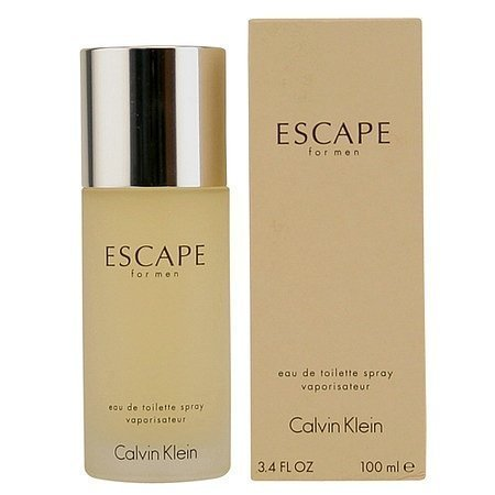 Escape 3.4 Fl. Oz. Eau De Toilette Spray (Escape Parfum)