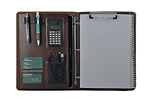 Amazon Com Business 3 Ring Binder Portfolio With