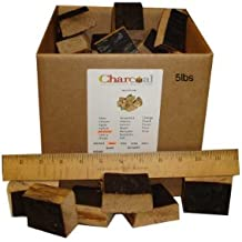 CharcoalStore Bourbon Barrel Wood Smoking Chunks (5 Pounds)