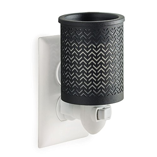 Candle Warmers Etc. Metal Pluggable Fragrance Warmer, - Crossroads Outlet