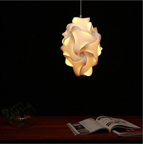 Flower Ball Pendant Light Shade in US - 7
