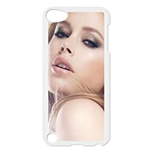 Celebrities Beautiful Doutzen Kroes iPod Touch 5 Case White Protect your phone BVS_710316