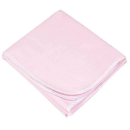 Kushies Premium Soft Newborn Flannel Receiving Blanket, 30