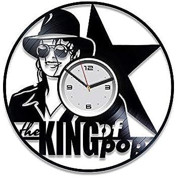 Amazon Com Kovides Michael Jackson Clock Pop King