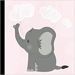picture regarding Printable Elephant Pictures identified as Crimson Elephant Boy or girl Shower Visitor Ebook: Desirable Red