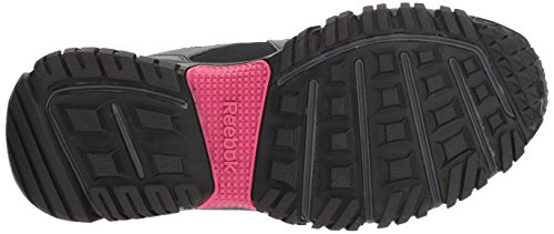 Sneaker US M Ridgerider Trail Reebok Pink 0 Acid 5 5 Grey Black Ash 3 Women's FXq51UcA6