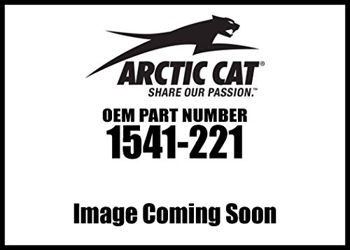 Arctic Cat Qtr Turn Set Hood 1436 988&989 1541-221 New Oem