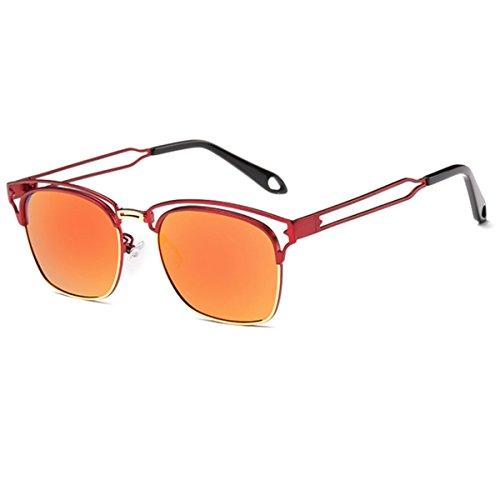 De Gafas Polarizadas De E Metálicas Para Sol Color Hombres XGLASSMAKER De Verdadero Mujeres Y Sol Gafas 5XZdwdx