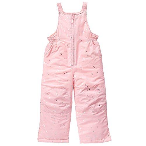 Gymboree Little Girls' and Toddler Snowsuit, Pink Panache, 3T