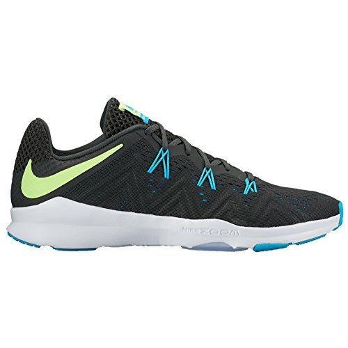 Zoom Women's 6 Antracita Nuevo Condition Nike Cross Cloro TR Trainer SUEwfZq