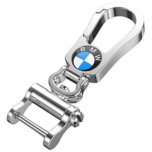 Intermerge for BMW Keychain Keyring, Zinc Alloy Material Car Logo Keychain