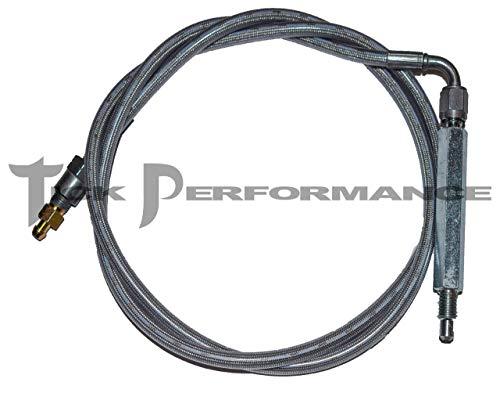 (Tick Performance QUICK Install Remote Clutch SPEED Bleeder Line for 1998-02 Camaro & Firebird LS1, 2004-06 Pontiac GTO)