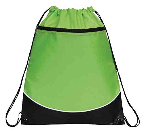 Deluxe Cinch Drawstring Backpack Bookpack