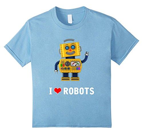 i love robots - 3