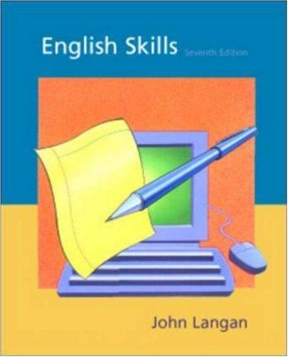 English Skills with CD-ROM