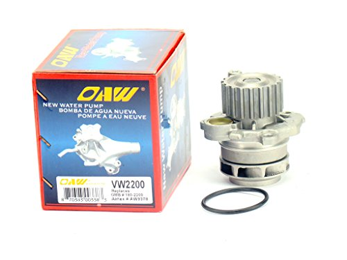 - OAW VW2200 Engine Water Pump for Volkswagen Jetta Beetle Golf 1.9L Diesel Turbo 1998 - 2004