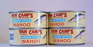 Wahoo Ono (Four Cans)