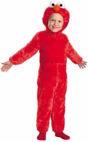 Elmo Comfy Fur Costume - Small (2T)