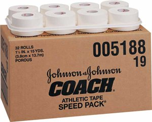 J&J Coach Speed Tape by HealthMegaMall