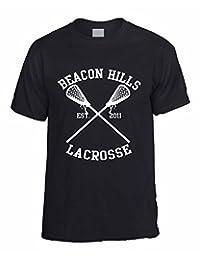 Allntrends Men's T Shirt Beacon Hills Lacrosse