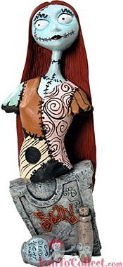 Nightmare Before Christmas Sally Bust Limited Edition