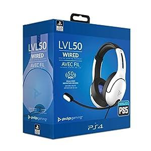 Comprar Auriculares Con Cable LVL50 Con Licencia Oficial PS4 / PS5