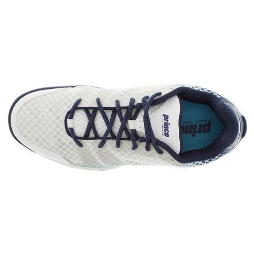Prince T22 Lite Weiß / Navy / Blau Herren Schuh Weiß / Navy / Cool Blau