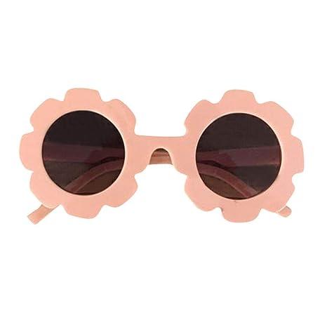 Koojawind Bebé Niños Niños Niñas Gafas Anti-UV Gafas de Sol ...